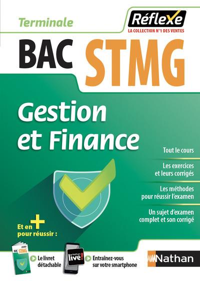 GESTION ET FINANCE   TERMINALE STMG (GUIDE REFLEXE N 92) 2018